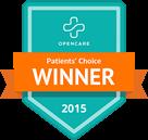 Patients Choice Award Winner