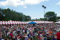 The Crowd at our Taste of Summer Festival