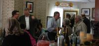 Artist Reception 2013