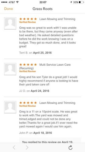 Raving Reviews