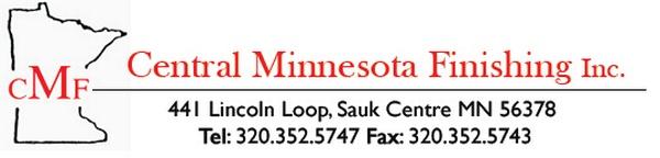 Central Minnesota Finishing, Inc.