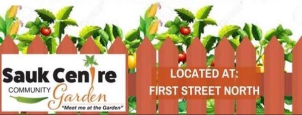 Sauk Centre Community Garden