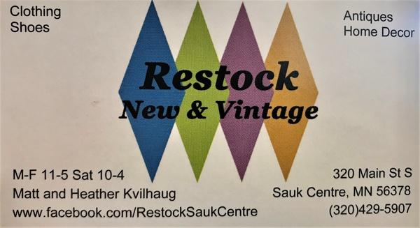 Restock
