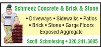Schmeez Concrete and Brick & Stone