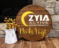 Zyia Active Independent Consultant, Nicki Vogt