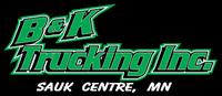 B&K Trucking Inc