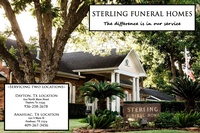 Sterling Funeral Homes