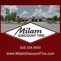 Milam Discount Tire