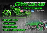 C W Tint & Car Audio