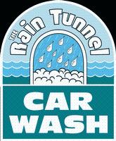 Rain Tunnel Car Wash