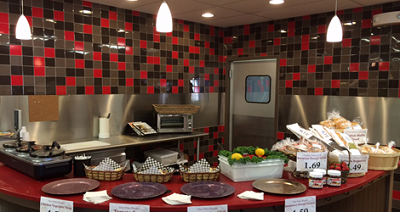 Tasting Kitchen at the Butcher Shoppe in Chambersburg.