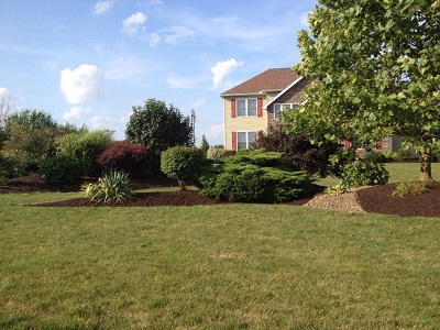 Denny's is your choice landscape professional in Chambersburg.
