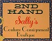2nd Hand Sally's Couture Consignment Boutique