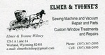 Elmer & Yvonne's