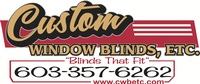 Custom Window Blinds, ETC