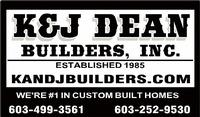 K & J Dean Builders Inc.