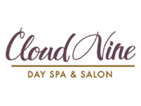 Cloud Nine Day Spa Logo design