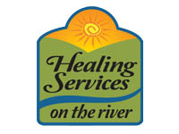 Healing Services sign design
