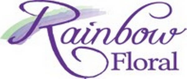 Rainbow Floral