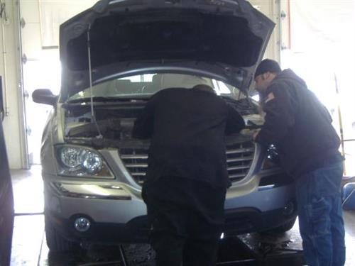 Knowledgeable Technicians