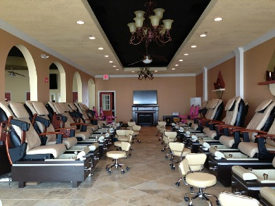 Signature Nails & Spa   Health & Beauty/Salons-Spas - urbandale-chamber