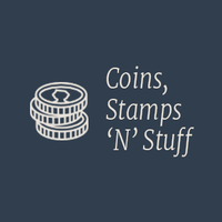 Coins, Stamps 'N'' Stuff