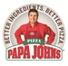 Papa John's Pizza - North