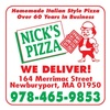 Nick's Pizza