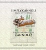 Simply Cannoli