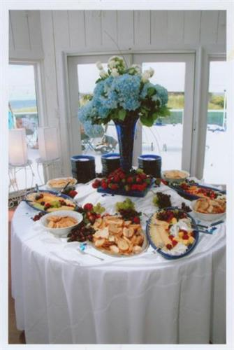 We cater weddings for all budgets and tastes