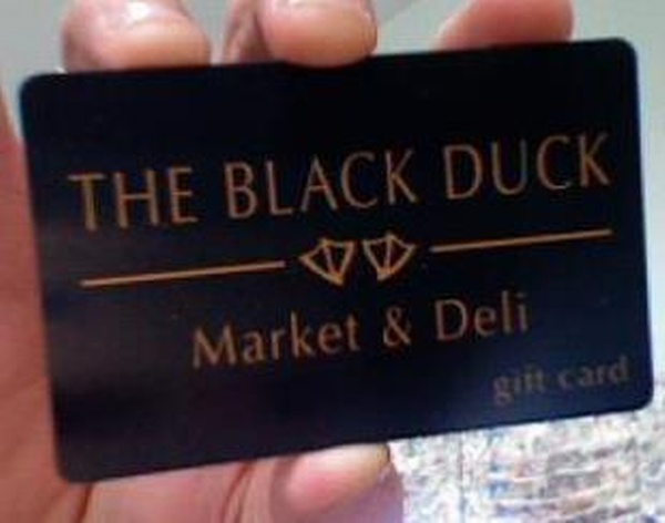 The Black Duck Market & Deli
