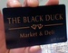 The Black Duck Market & Deli