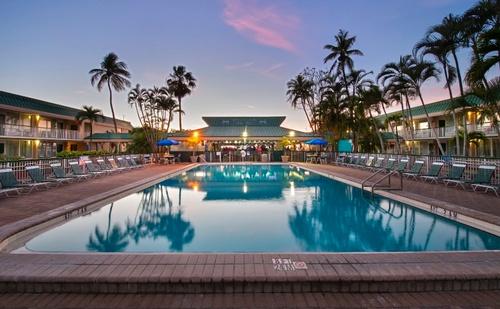 Wyndham Garden Hotel Ft Myers Beach Hotels And Resorts