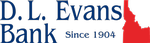 D. L. Evans Bank Mortgage Department