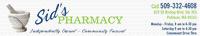 Sid's Pharmacy