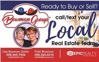 Bowman Group: Lisa Bowman Zeiter and Patti Bowman