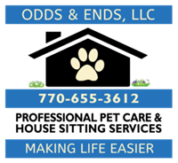 Odds & Ends, LLC -- Professional Pet Care Services