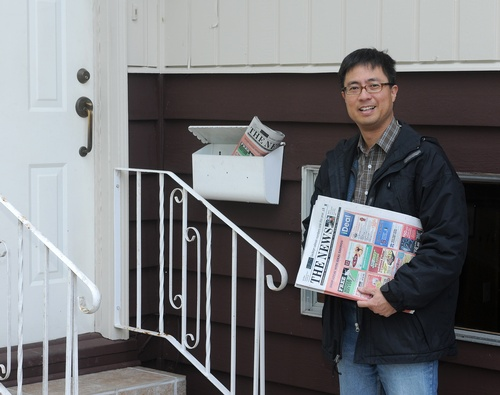 Brian Yip, Circulation Manager
