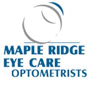 Maple Ridge Eye Care - Optometrists