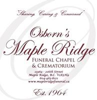 Maple Ridge Funeral Chapel & Crematorium