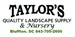 Taylor's Quality Landscape Supply