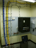 Culver's Corp Headquarters Cabling