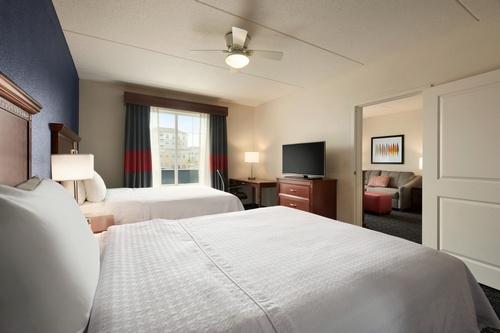 king 2 queen bedroom suite