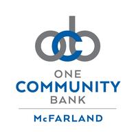 One Community Bank - McFarland