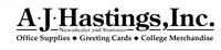 A. J. Hastings