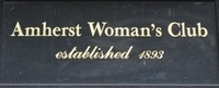 Amherst Woman's Club