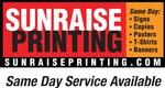 Sunraise Printing
