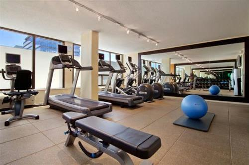 Precor Fitness Center-State of the Art