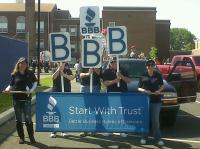 BBB Staff at Dover Days Parade