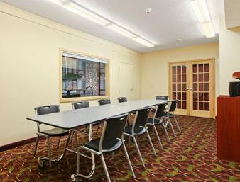 Poolside Meeting Room